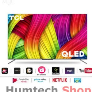 TCL 55inch QLED UHD 4K Android Smart (55c725)